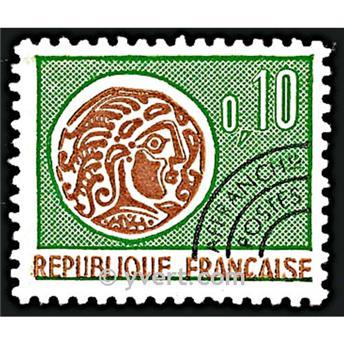 n° 123 - Timbre France Préoblitérés