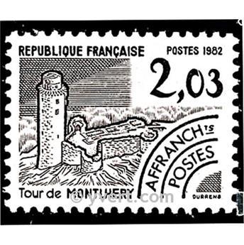 n° 176 -  Selo França Pré-obliterados