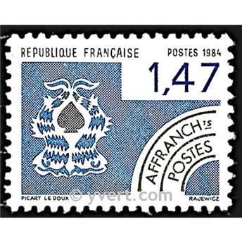 n° 183 -  Selo França Pré-obliterados