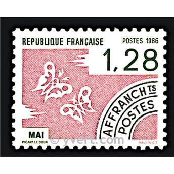n° 190 -  Selo França Pré-obliterados