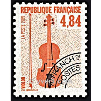 n° 205 -  Selo França Pré-obliterados