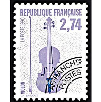 n° 212 -  Selo França Pré-obliterados
