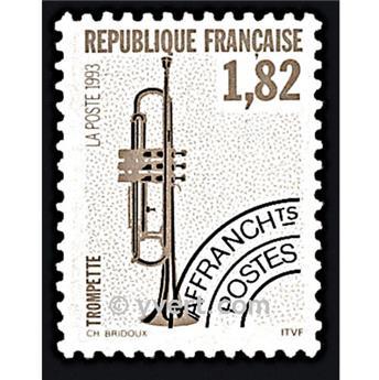 n° 228 -  Selo França Pré-obliterados