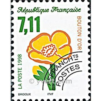 n° 243 -  Selo França Pré-obliterados