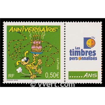 nr. 3569A -  Stamp France Personalized Stamp