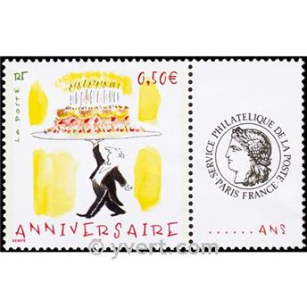 nr. 3688A -  Stamp France Personalized Stamp