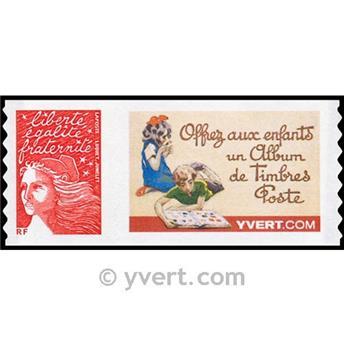 n.o 3729A -  Sello Francia Personalizados