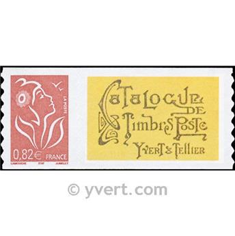 nr. 3802B -  Stamp France Personalized Stamp