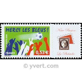 n.o 3936B -  Sello Francia Personalizados
