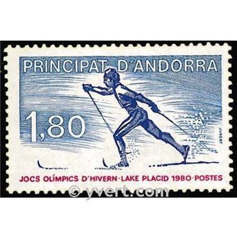 nr. 283 -  Stamp Andorra Mail