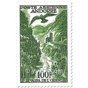 nr. 2/4 -  Stamp Andorra Air Mail