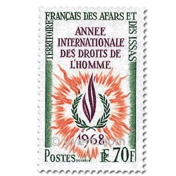 nr. 341/342 -  Stamp Afars and Issas Mail