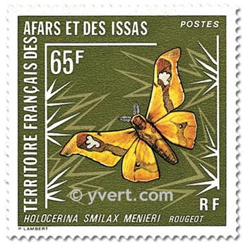 nr. 420/421 -  Stamp Afars and Issas Mail