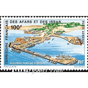nr. 67 -  Stamp Afars and Issas Air mail