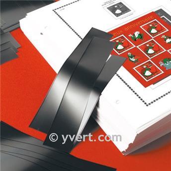 Strips single welding - 29mm (black background)
