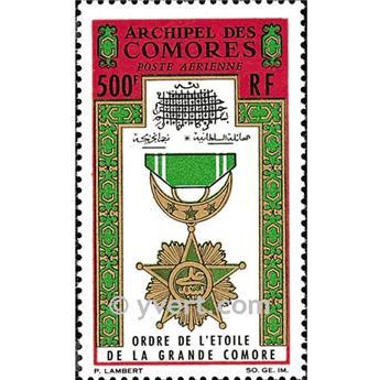 n° 13 -  Selo Comores Correio aéreo