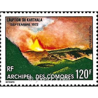 n° 54 -  Timbre Comores Poste aérienne