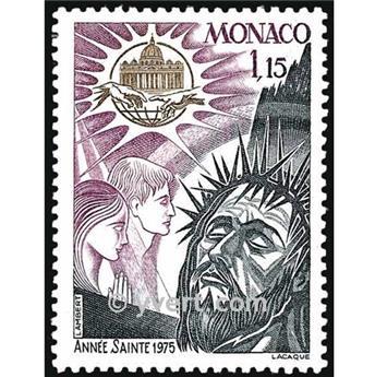 n.o 1015 -  Sello Mónaco Correos