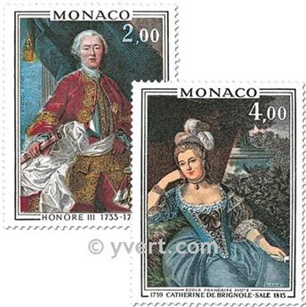 nr. 1029/1030 -  Stamp Monaco Mail
