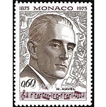 nr. 1038 -  Stamp Monaco Mail