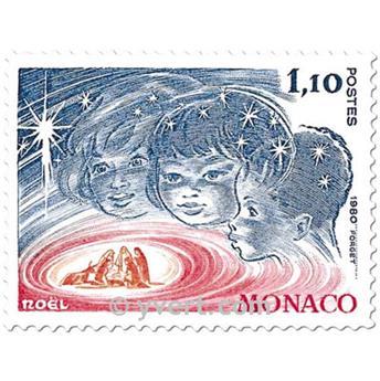 n.o 1249/1250 -  Sello Mónaco Correos