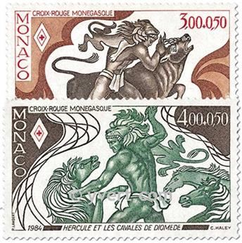 nr. 1435/1436 -  Stamp Monaco Mail