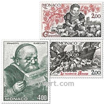 n° 1451/1453 -  Timbre Monaco Poste