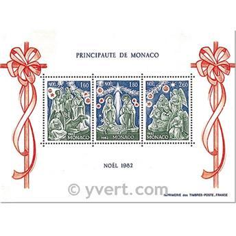 n° 23 -  Timbre Monaco Bloc et feuillets