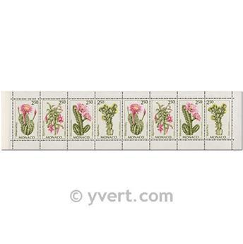 n° 9 -  Timbre Monaco Carnets