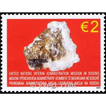 n° 42 -  Selo Kosovo - ONU Correios