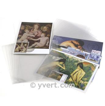 Protection for postcards: Antique