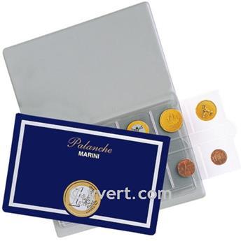 Classeur de poche EURO LUXE - MARINI®
