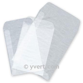 CRYSTAL CLEAR ENVELOPE PACK (11.5cm X 15.5cm)