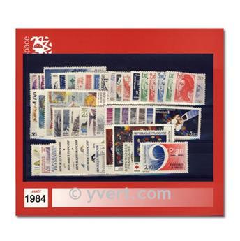 n° 2299/2346  - Stamp France Year set  (1984)