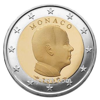€2 COINS 2009 : MONACO