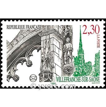 n° 2647 -  Selo França Correios