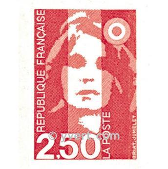 n° 3 -  Timbre France Autoadhésifs