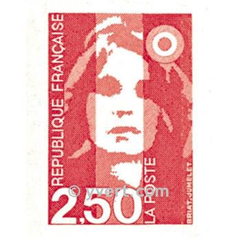 nr. 3 -  Stamp France Self-adhesive