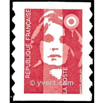 nr. 7 -  Stamp France Self-adhesive