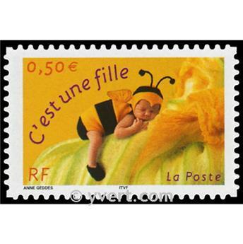 n.o 40 -  Sello Francia Autoadhesivos