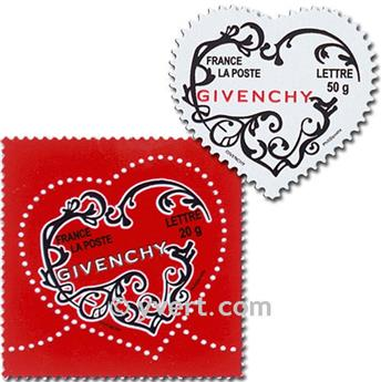 nr. 102/103 -  Stamp France Self-adhesive