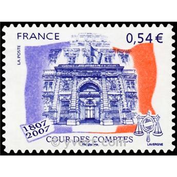 n° 117 -  Selo França Autoadesivos