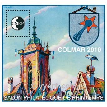 n° 55 -  Selo França CNEP