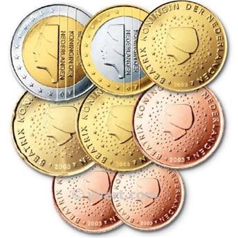 KIT EURO PAYS BAS 2002