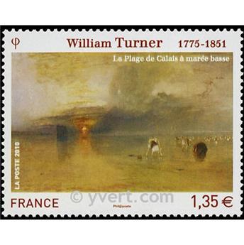 n.o 4438 -  Sello Francia Correos