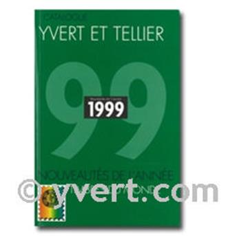 Catálogo Mundial de Novedades 1999
