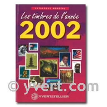 Stamps from the year 2002