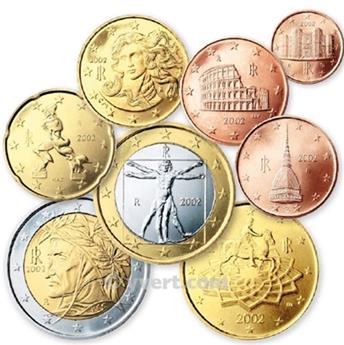EURO KIT ITALIE 2004