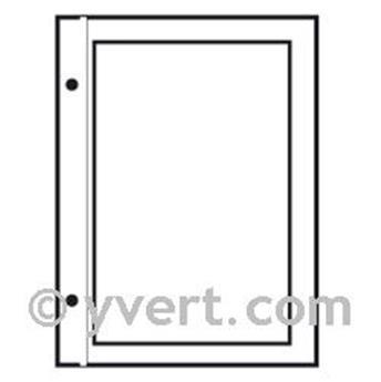 Feuilles à personnaliser FS : pages vierges (x50)