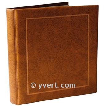 Album YOKAMA : la reliure (cuir naturel) - SAFE®